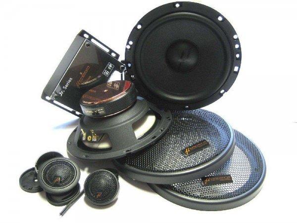 u-Dimension Jr. Comp 6 - głośniki samochodowe