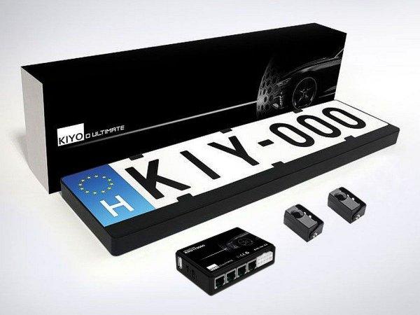 KIYO D Ultimate 2 - ochrona przed pomiarem prędkości