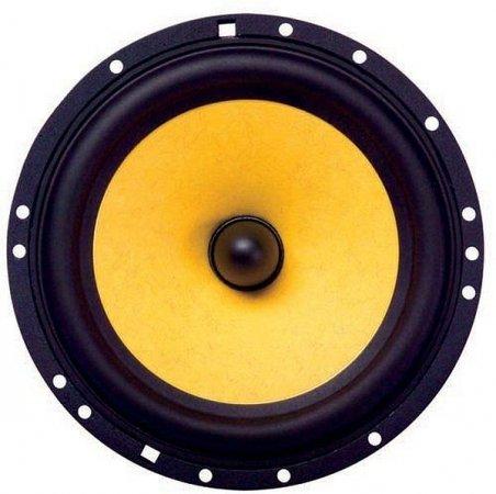 Swans F1600 - głośniki samochodowe