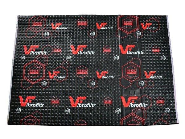Vibrofiltr PRO 4.0 Box - mata tłumiąca, 10szt./1,75m2