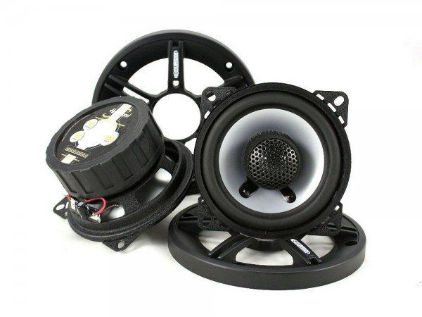 Hollywood HX-4 Coax - głośniki samochodowe