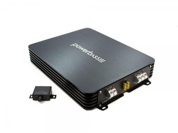 Powerbass ASA-400.1x - wzmacniacz samochodowy