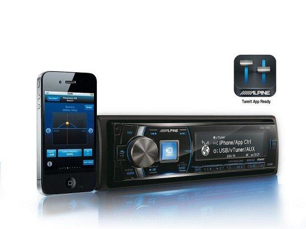 Alpine CDE-175R - radioodtwarzacz