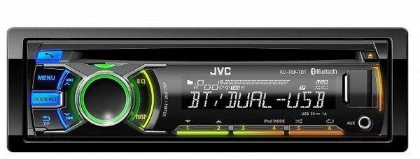 JVC KD-R841BT - radioodtwarzacz