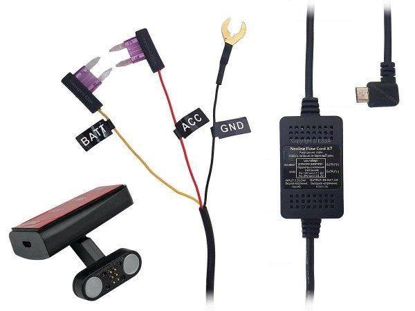 Neoline Fuse Cord X72 - zestaw zasilania z ACC do X72