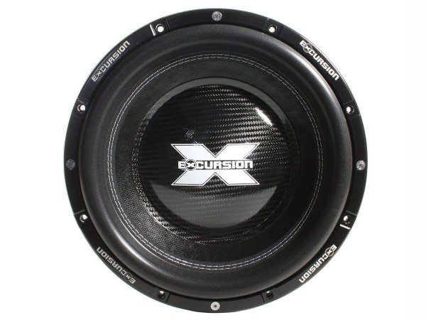 Excursion MXT.v2-12D1 Black - subwoofer SPL