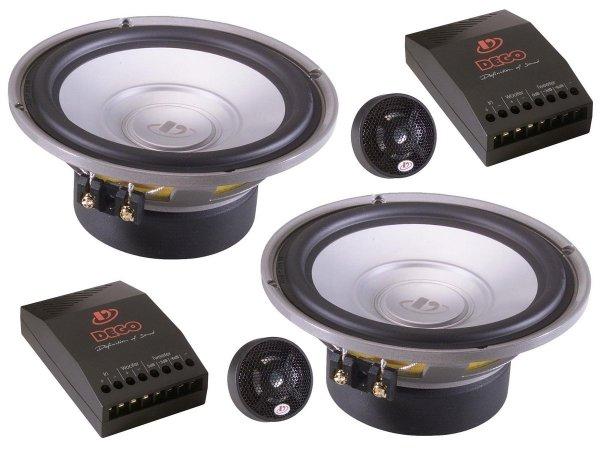 Dego SP-650 SET - głośniki samochodowe
