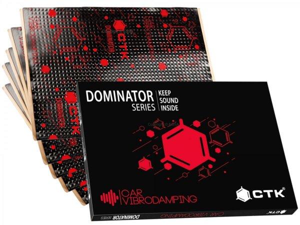CTK Dominator 2.0 Box - mata tłumiąca 11szt./2,96m2