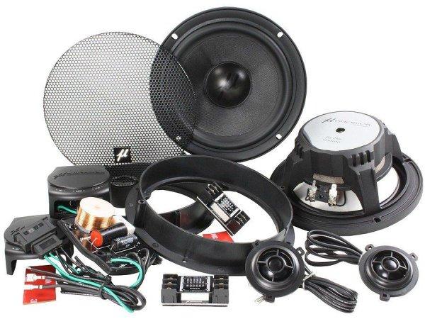 u-Dimension ProZ Comp 6V - głośniki do VW