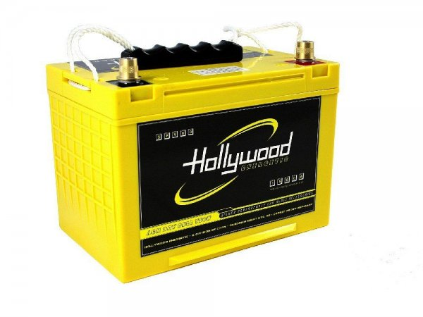 Hollywood SPV-60 - akumulator 12V