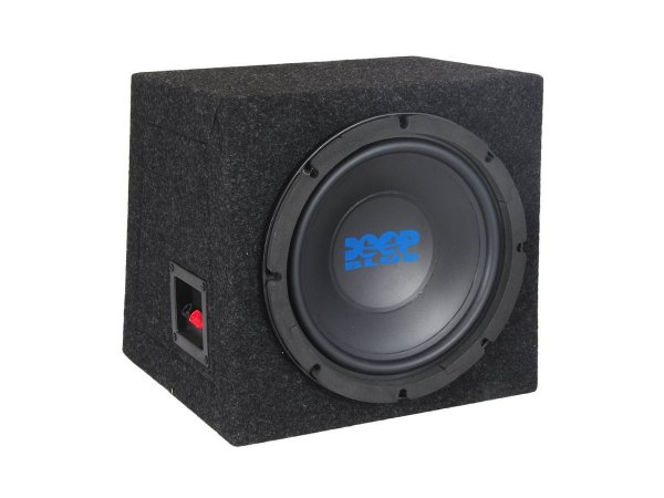 Helix Deep Blue 10 BassBox - subwoofer pasywny