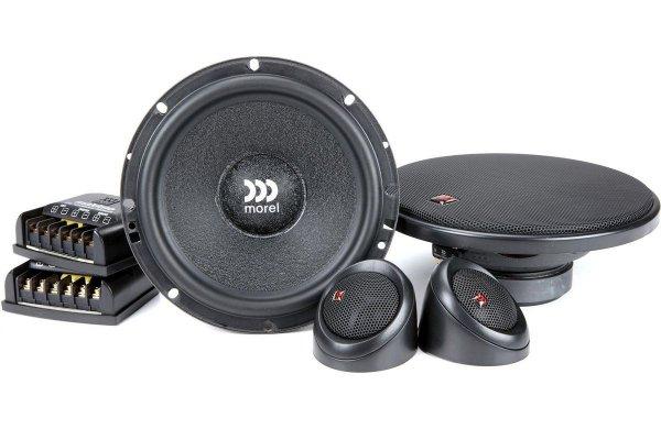 Morel Maximo 6 - głośniki samochodowe