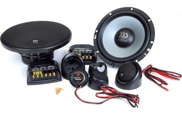 Morel Maximo Ultra 602 - głośniki samochodowe