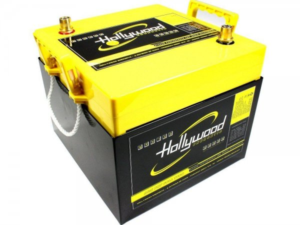 Hollywood SPV120C - kaseta akumulatora