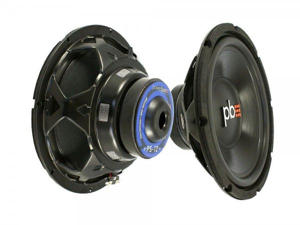 Powerbass PS-12C - subwoofer pasywny