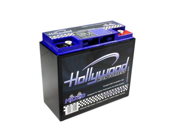 Hollywood HC20C - kaseta akumulatora