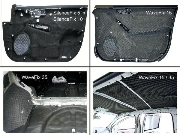 CTK WaveFix 15 - pianka wyciszająca klasy Premium