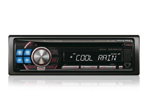 Alpine CDE-112Ri - radioodtwarzacz