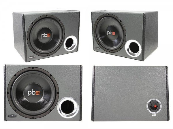 Powerbass PS-WB112 - subwoofer pasywny