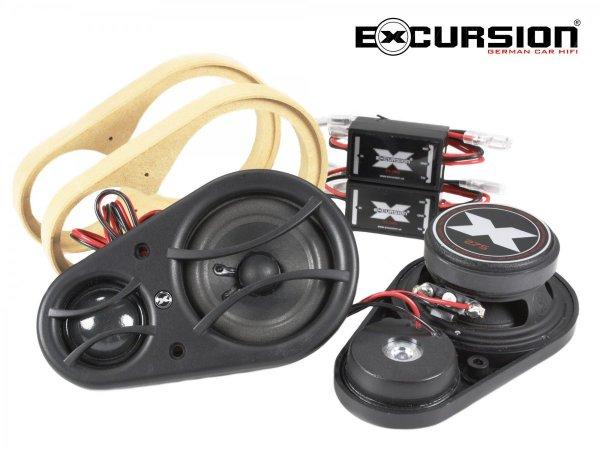 Excursion SX-6.3C dB - 3-drożny zestaw głośników