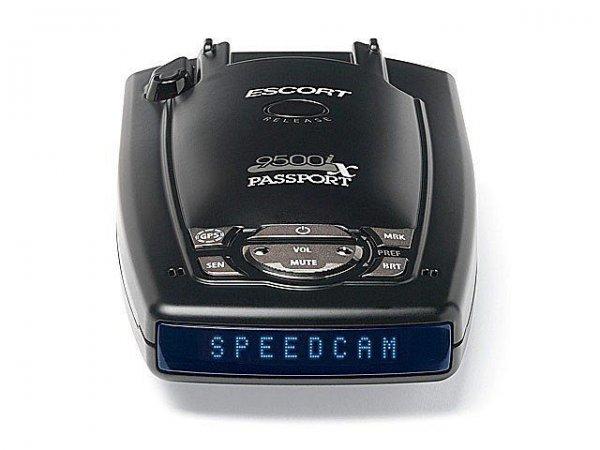 Escort 9500iX Euro - antyradar
