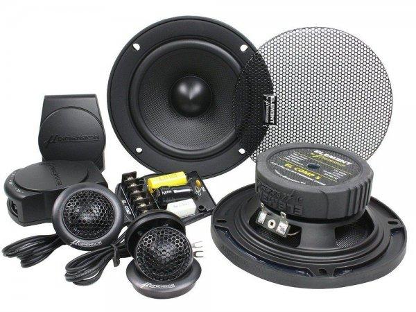 u-Dimension EL Comp 5 - głośniki samochodowe