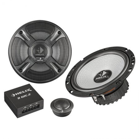 Helix B62C.2 - głośniki samochodowe