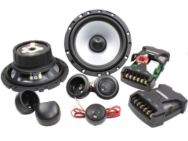 Hollywood HX-6 Comp - głośniki samochodowe