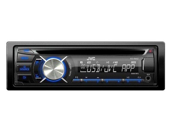 JVC KD-R442 - radioodtwarzacz