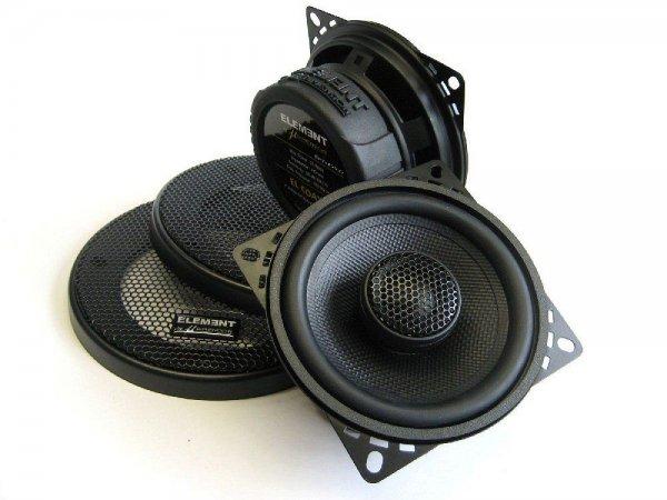 u-Dimension EL Coax 4 (do 2015) - głośniki samochod.