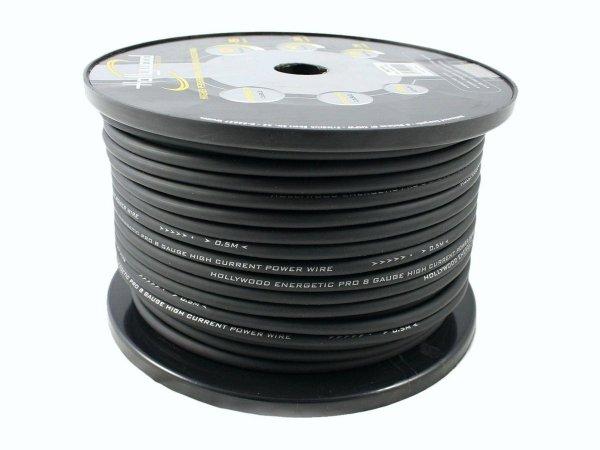 Hollywood PRO PC-BK8 - kabel zasilający 8,5 mm2