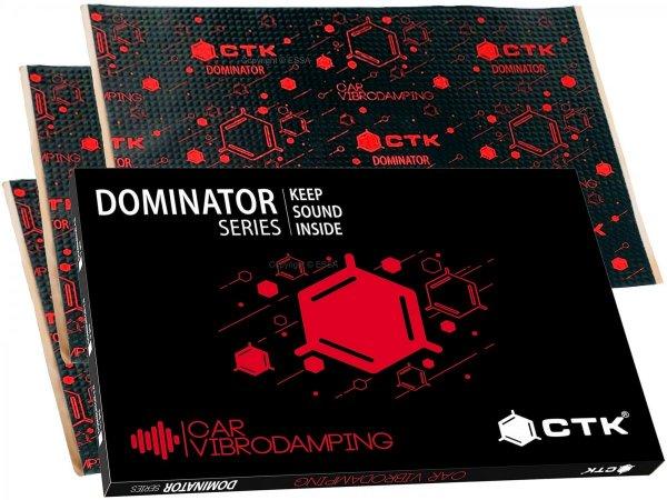 CTK Dominator SPL 2 Box - mata tłumiąca 11szt/3,9m2