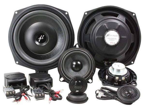 u-Dimension ProZ Comp 8B PRO - głośniki do BMW