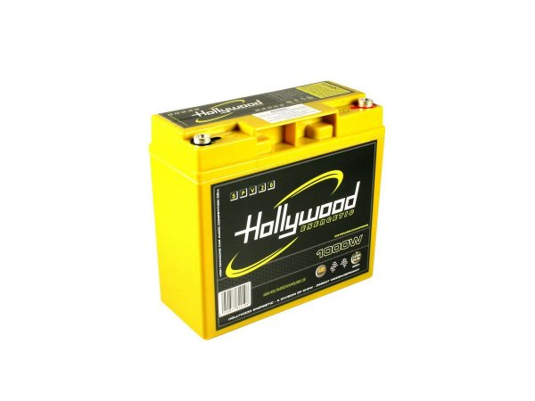 Hollywood SPV-20 - akumulator AGM 12V/20Ah