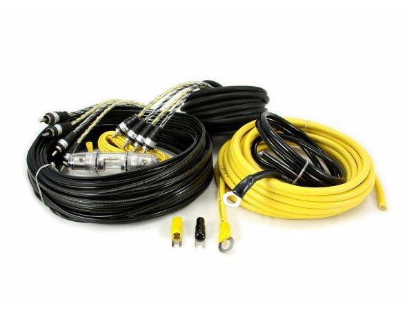 Hollywood CCA-48 - zestaw kabli do wzmacniacza