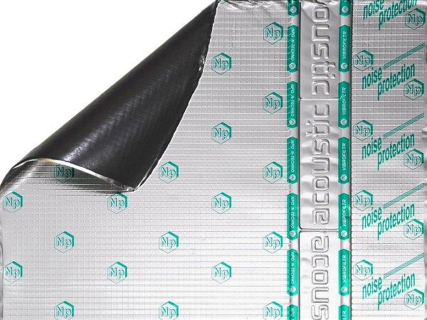 Vibrofiltr 3.0 mm - mata wygłuszająca 35x50cm, 1szt.