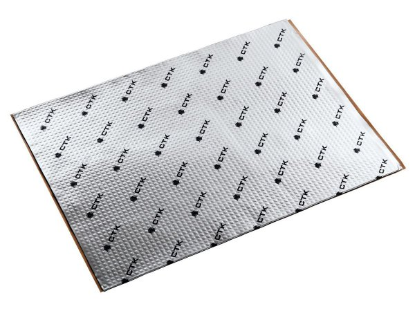 CTK Premium 2.2 /1szt. 50x37cm - mata tłumiąca