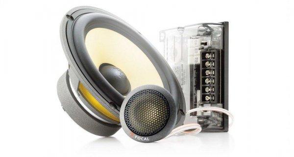 Focal 165KR K2 Power - głośniki samochodowe
