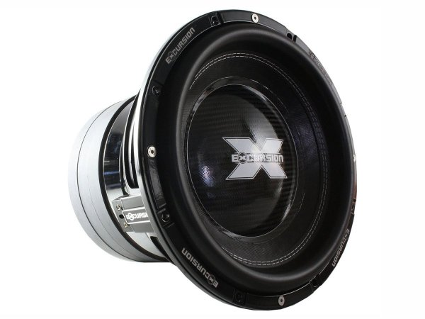 Excursion MXT.v2-12D2 Black - subwoofer SPL