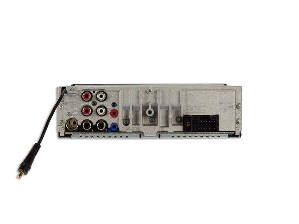 Alpine UTE-204DAB - radioodtwarzacz samochodowy