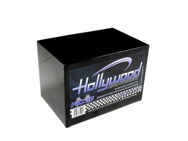 Hollywood HC35C - obudowa akumulatora 195x130x163