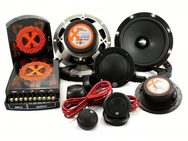 Powerbass 2XL-60.3C - głośniki samochodowe