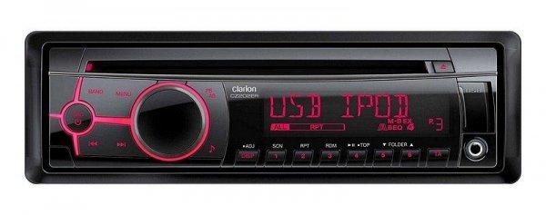 Clarion CZ-202ER - radioodtwarzacz