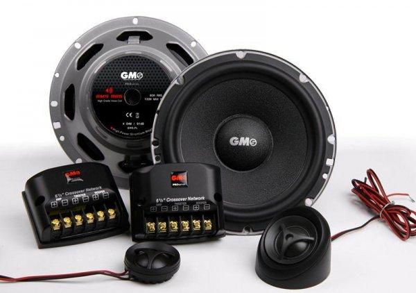GMS-965 - głośniki samochodowe