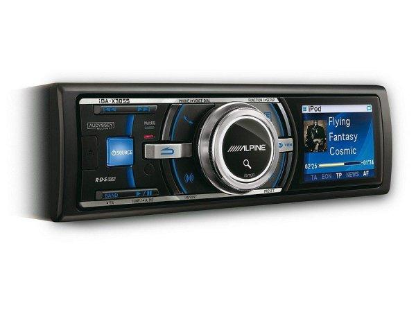 Alpine IDA-X305S - radioodtwarzacz