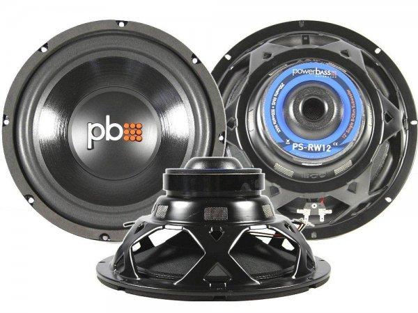 Powerbass PS-RW12 - subwoofer samochodowy