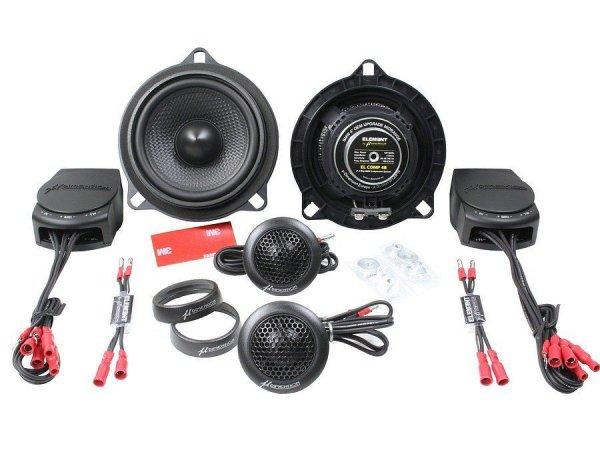 u-Dimension EL Comp 8B PRO - głośniki do BMW