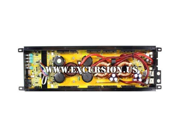 Excursion HXA-4K - wzmacniacz samochodowy