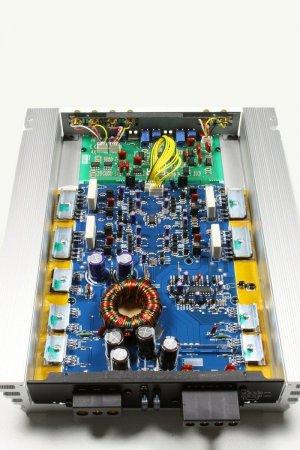 u-Dimension ProZ 4-80 - wzmacniacz samochodowy