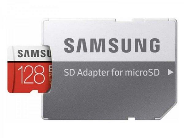 Karta pamięci microSD Samsung EVO Plus 128GB